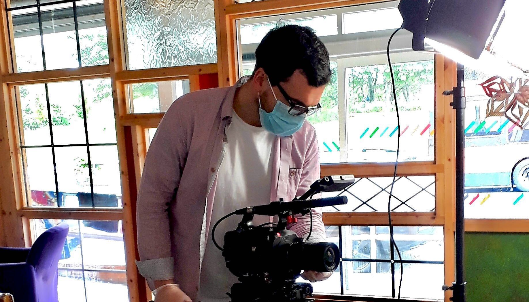 Video Production in a Pandemic - How we've adapted and are providing awesome video content for our clients - Turps Film