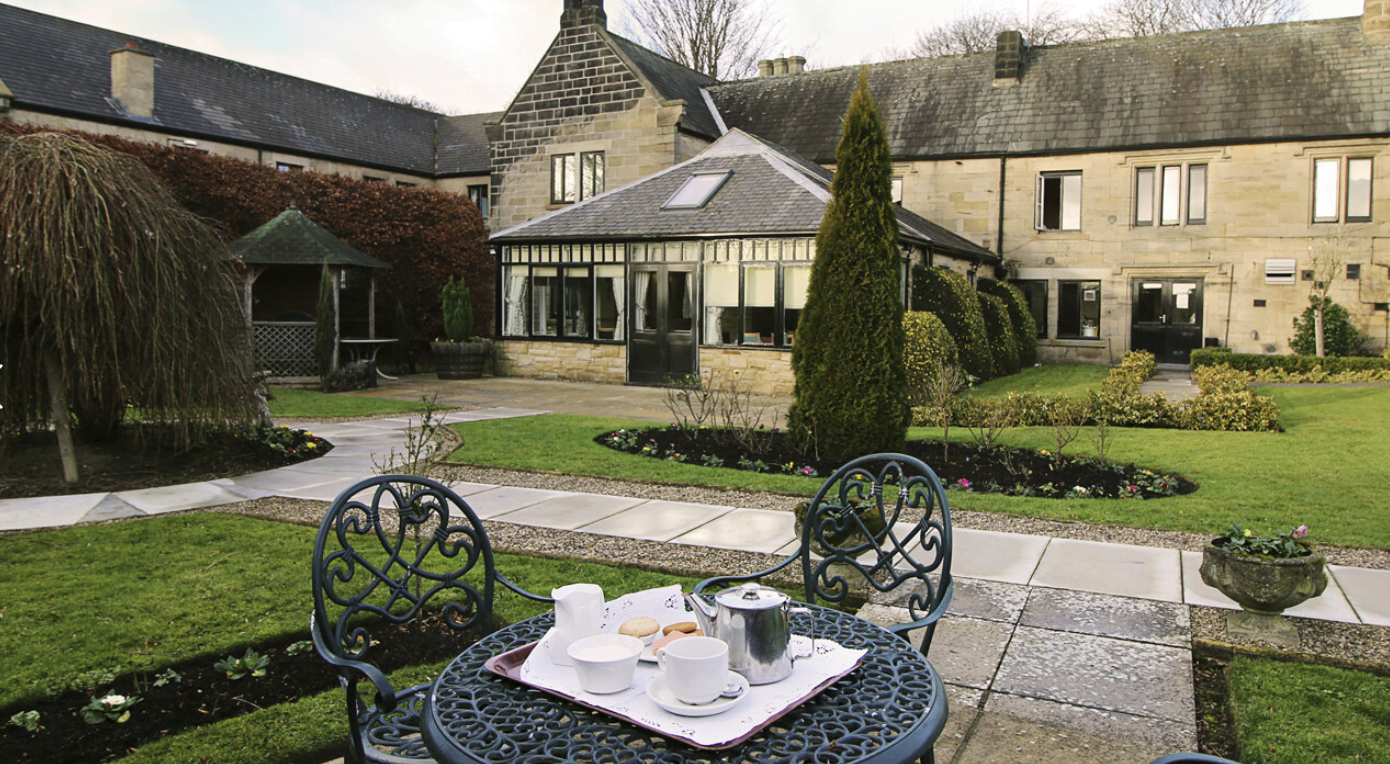 Wellburn Care Homes - Eighton Lodge - Video content project by Turps Film