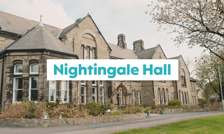 Exterior of Nightingale Hall